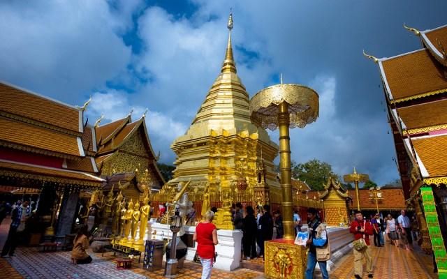 Phrathat Doi Suthep Temple, Chiang Mai