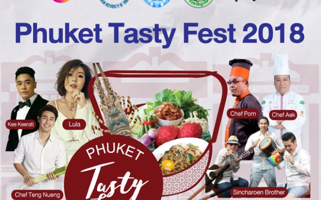 Phuket Tasty Fest 2018