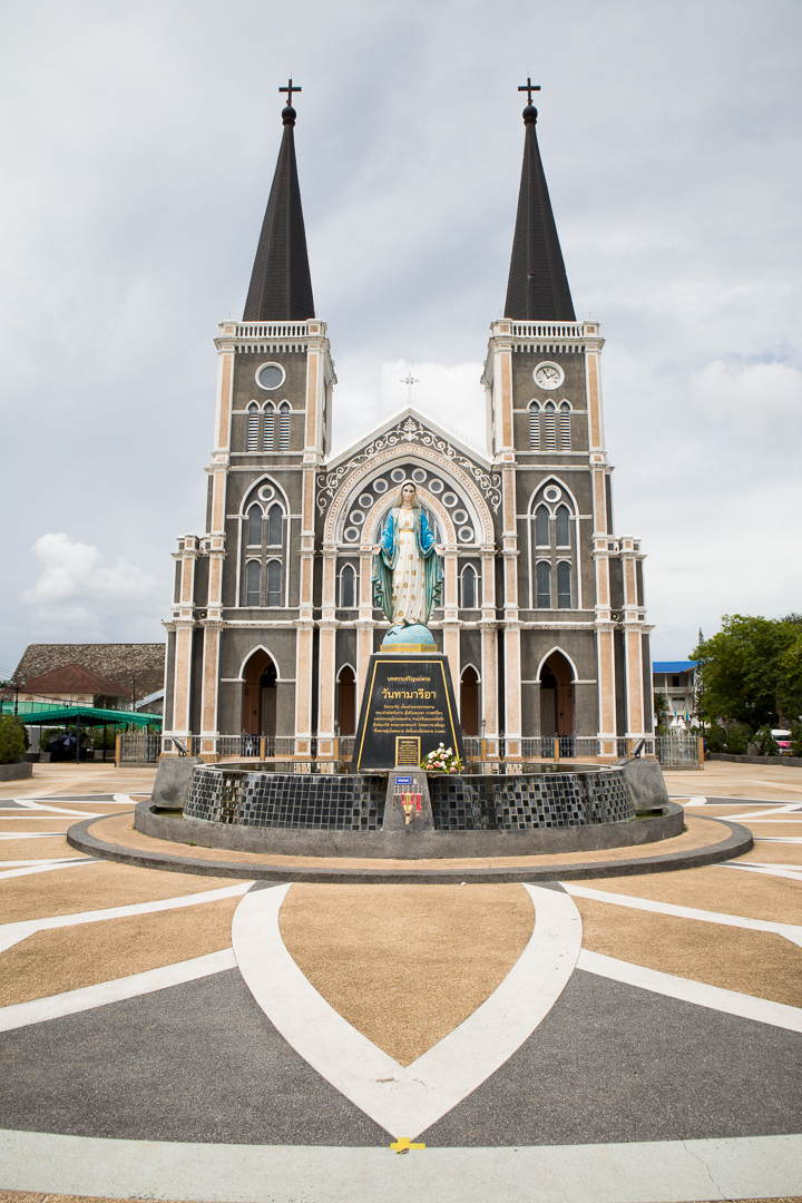 The Cathedral of the Immaculate Conception - TAT Newsroom