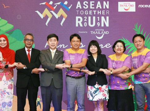 TAT ASEAN Together Run 2019