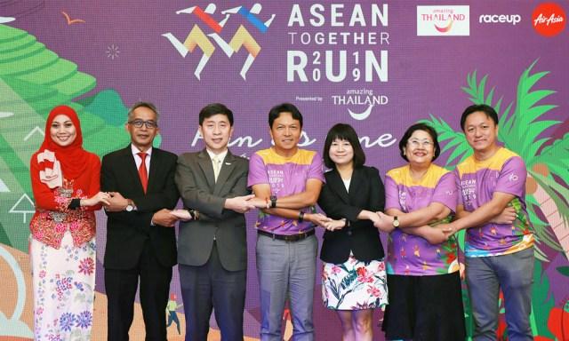 TAT ASEAN Together Run 2019