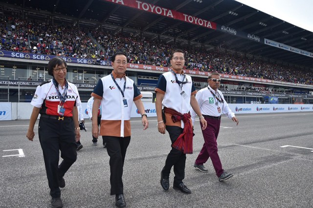 Thailand wins big in hosting first MotoGP