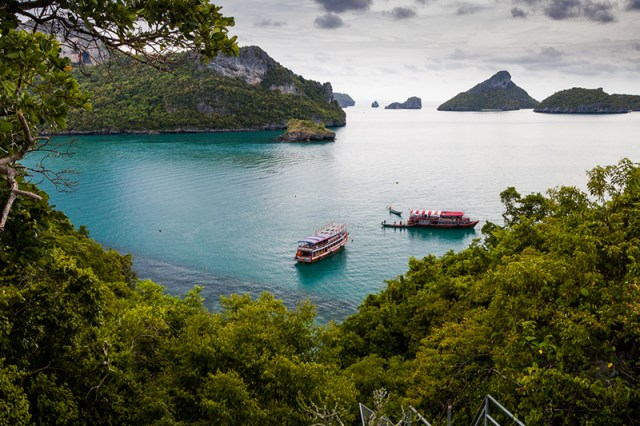 Thailand Sustainable and Responsible Tourism Effort