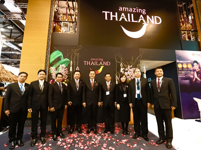 Thailand Highlight Eat Thai Visit Thai at World Travel Market 2018