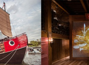 The Sri Mahasamut Ship floating museum now open at ICONSIAM