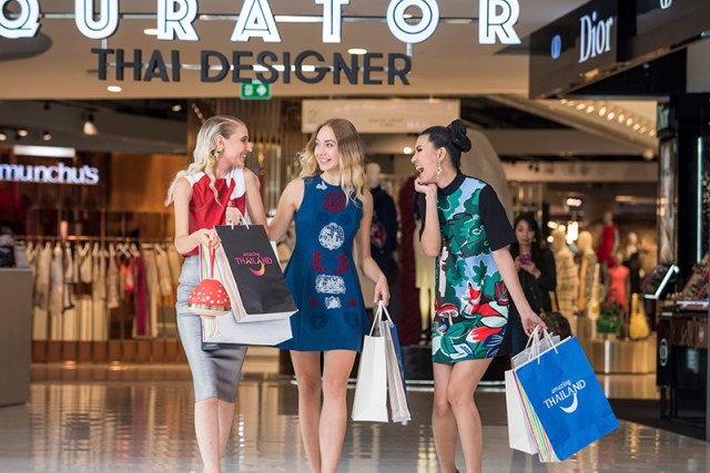 Three more VAT Refund offices opened in downtown Bangkok to boost visitor shopping