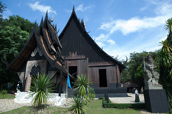 An exciting blend of ancient and modern Lanna is rising in Chiang Rai