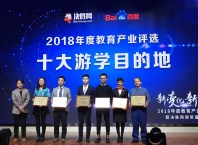 Thailand named Top 10 Study Abroad Destinations Awards by China's Juesheng and Baidu online platforms