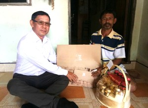 TAT extends assistance to Krabi good host Chat Ubonchinda