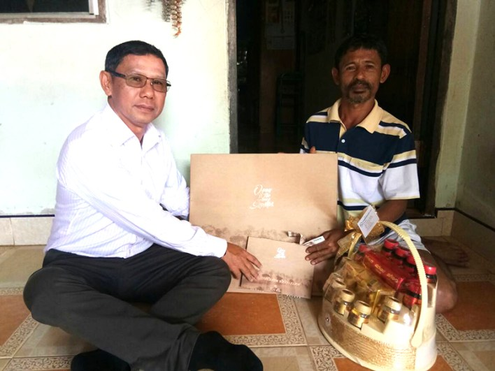 TAT extends assistance to Krabi good host Chat Ubonchinda