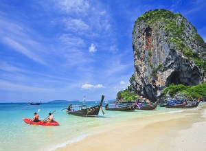 Krabi sets a model to upgrade marine tourism safety