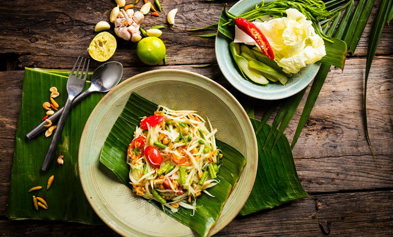 Gastronomy Tourism Thailand means good food in any language