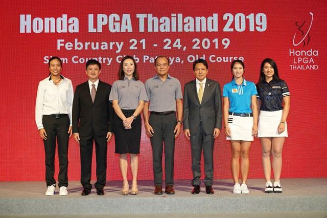 Honda LPGA Thailand 2019 showcases golf tourism