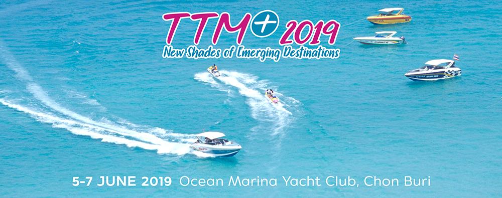 Buyer-Seller online applications open for Thailand Travel Mart (TTM) 2019 Plus