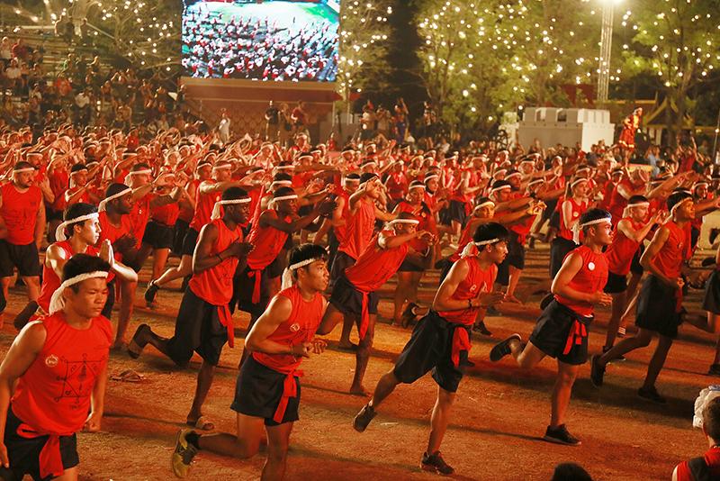 15th World Wai Kru Muay Thai Ceremony attracts record numbers to Ayutthaya