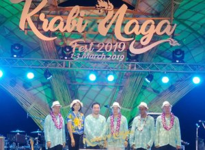 Make your way to Krabi Naga Fest 2019 for fantastic music and fun by the sea
