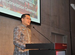 Thai Tourism Minister Weerasak Kowsurat Speech at ITB Berlin 2019