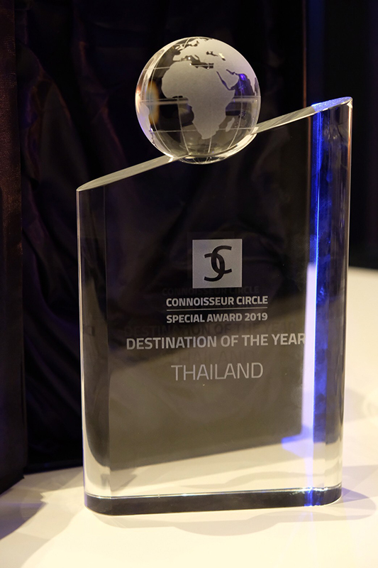 Thailand named Best Destination of the Year by German Luxury Lifestyle Magazine