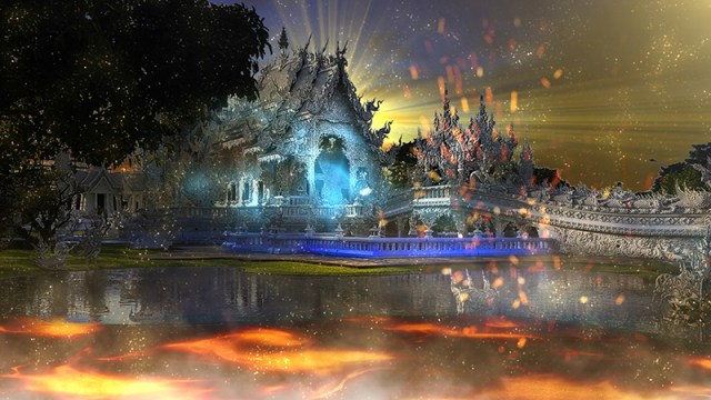 Wat Rong Khun Light Fest to take place this November