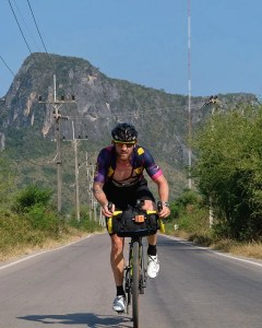 TAT sponsoring Most Extreme Cyclist on Earth in his Thailand journey