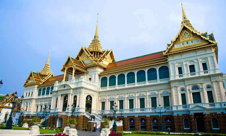Various services for the people participating in the Royal Coronation of King Rama X
