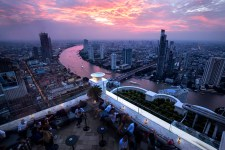 lebua Bangkok The world's First Vertical Destination