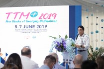 Photo Gallery Thailand Travel Mart Plus 2019 Day 1