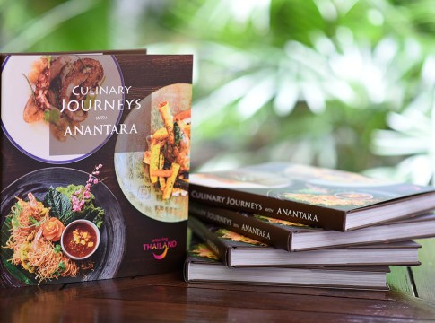 Anantara launches glossy coffee-table book: Culinary Journeys with Anantara