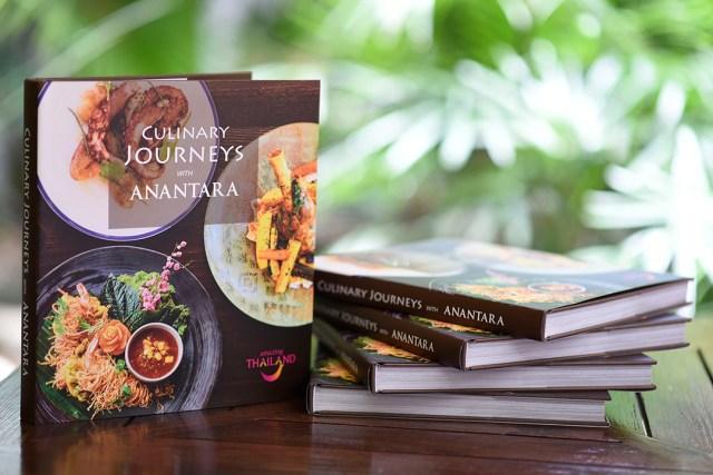 Anantara launches glossy coffee-table book: Culinary Journeys with Anantara