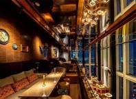 Thailand's Highest Restaurant and Bar now open at Mahanakhon Bangkok SkyBar