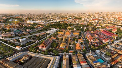 Bangkok tops Mastercard's Global Destination Cities Index for the fourth consecutive year