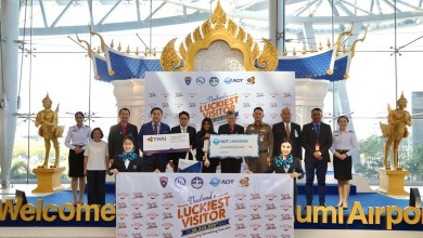 Thailand welcome its 38.26 millionth tourist to the Kingdom