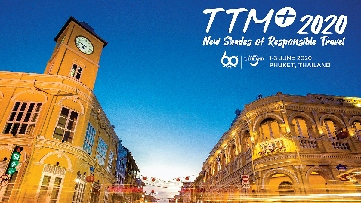 For the first time, TAT selects Phuket as venue for TTM+ 2020