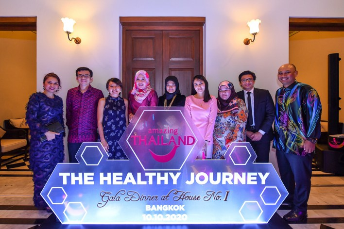 """1 - TAT launches """"Amazing Thailand, The Healthy Journey"""" campaign"""