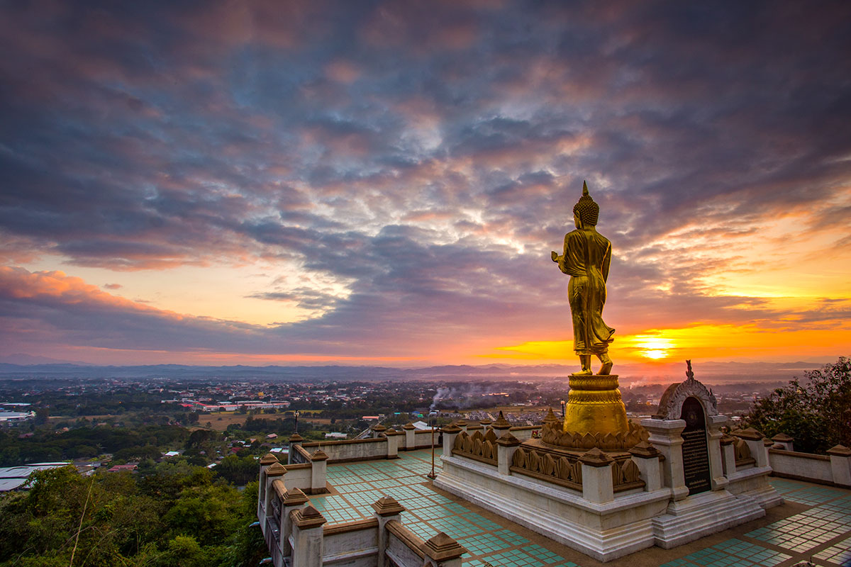 """Chiang Khan and Nan Old City listed among the """"2020 Sustainable Top 100 Destinations"""""""