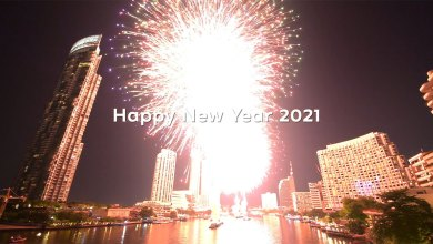 Thailand extends happy New Year 2021 best wishes to the world