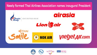 Newly formed Thai Airlines Association names inaugural President