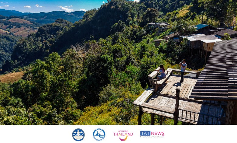 Exploring Mae Hong Son mountains