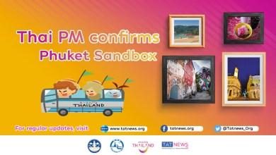 Thai PM Prayut Chan-o-cha confirms 'Phuket Sandbox' starting 1 July 2021