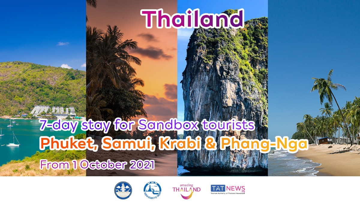 Now 7-day stay for Sandbox tourists from any country in the world