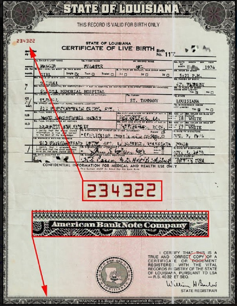 Your birth certificate was made into a bondits worth billions your birth certificate was made into a bondits worth billions aiddatafo Image collections