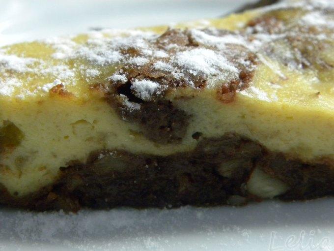 Schoko-Nuss-Topfen-Bananenkuchen