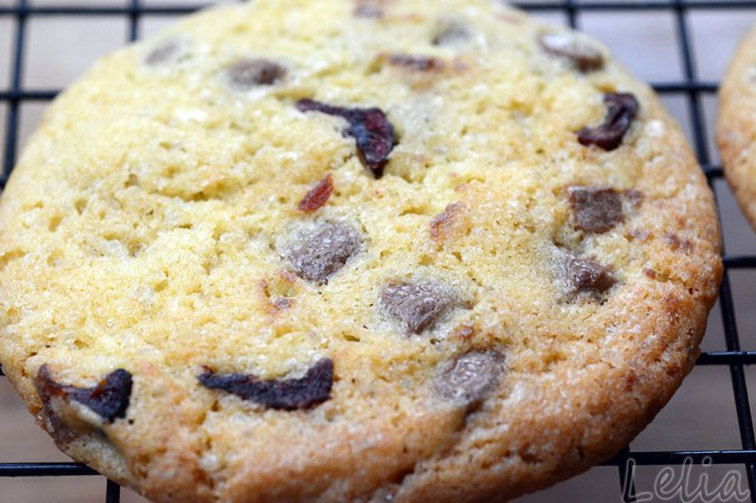 Kühlschrank-Chocolate Chip Cookies