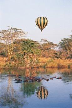 Serengeti Balloon Safaris (Tourism and Public Relations Services Ltd)