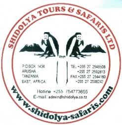 Shidolya Tours & Safaris Ltd