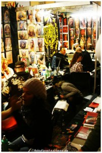 Tattoo Convention Dresden 2012