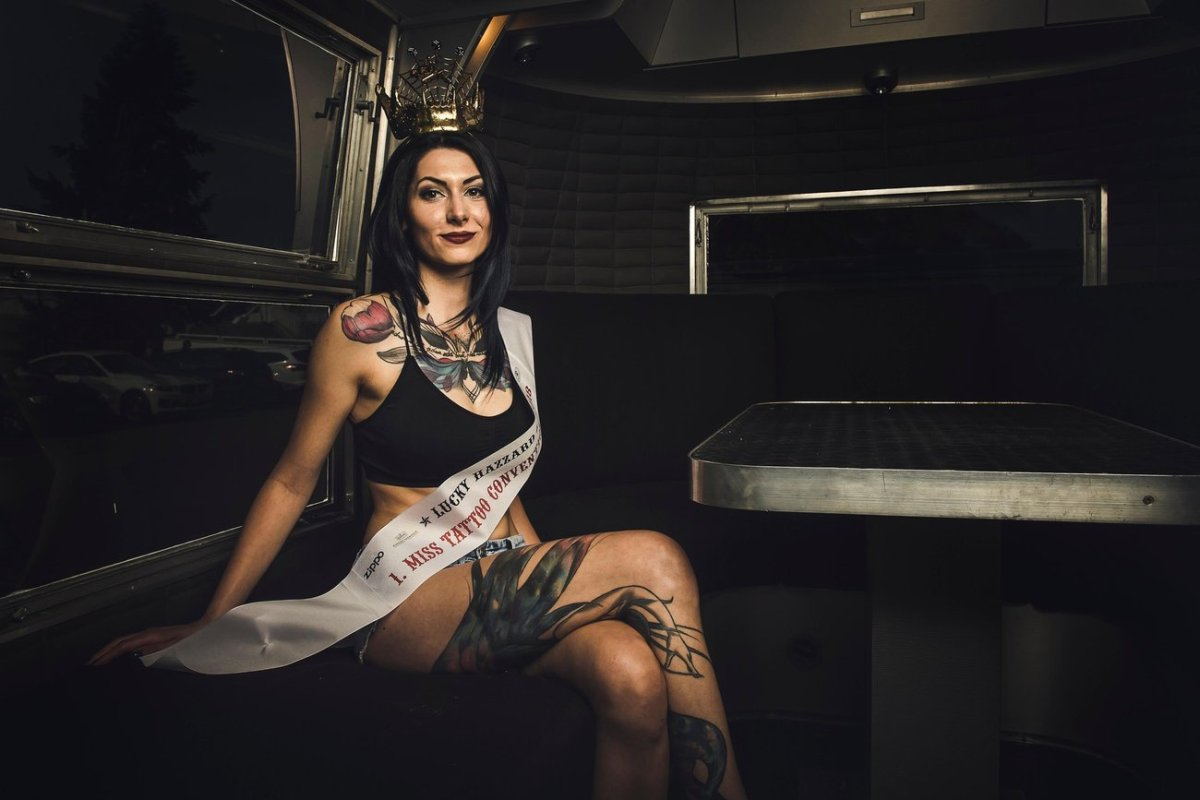 TEREZA: Miss Tattoo Convention 2018