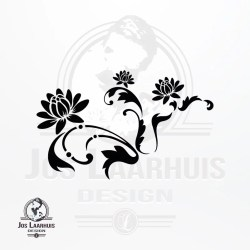 Kleine Tattoo's: Design. 000545