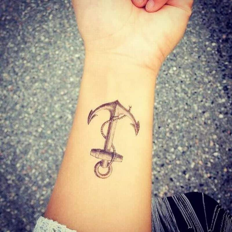 30 Unique But Meaningful Wrist Tattoos Designs For You
