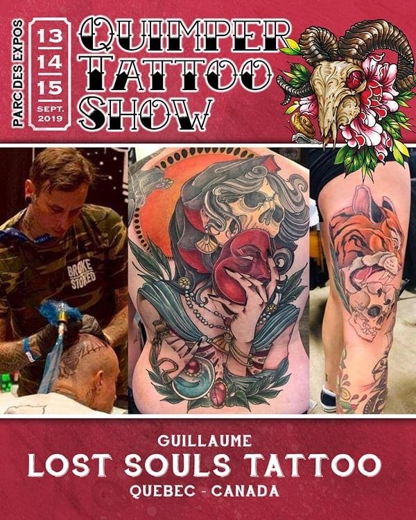 Lost Souls Tattoo